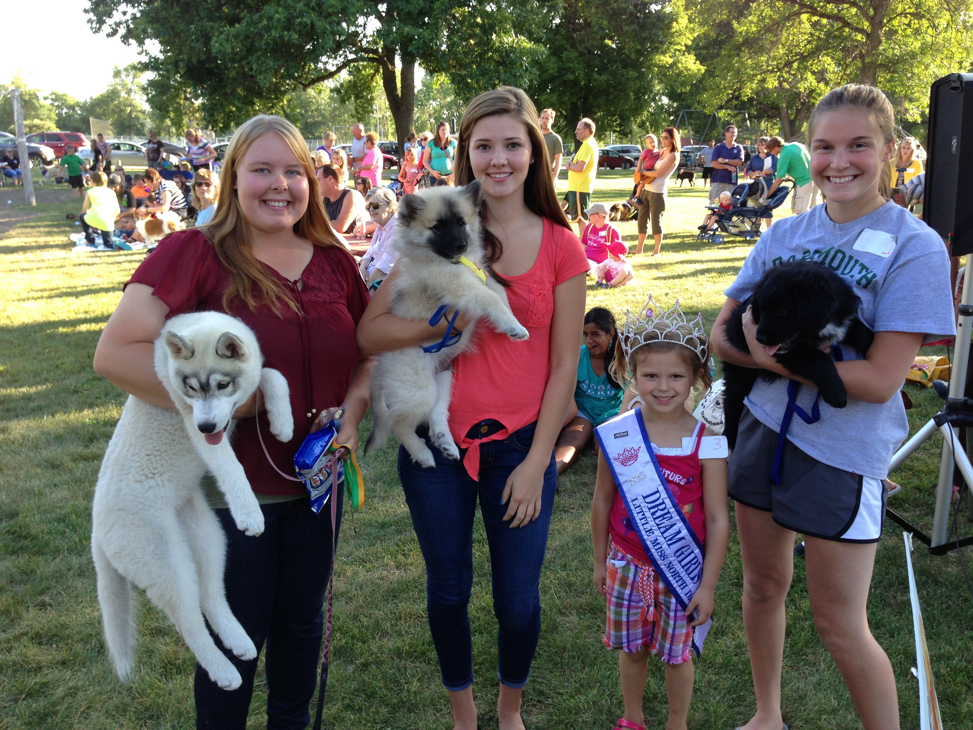 Cuteness Overload at Local Family-Friendly Dog Show