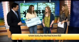 dogIDs Partners with Local News Station to Help Humane Society