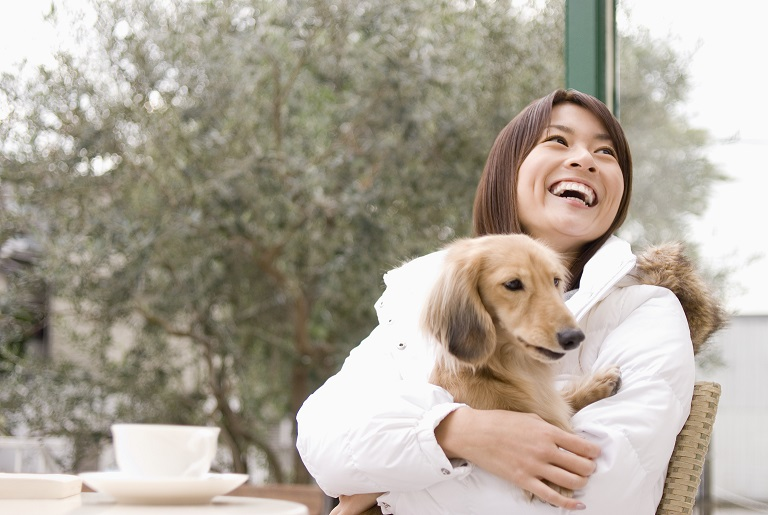 Tips for bringing your dog to outdoor restaurants