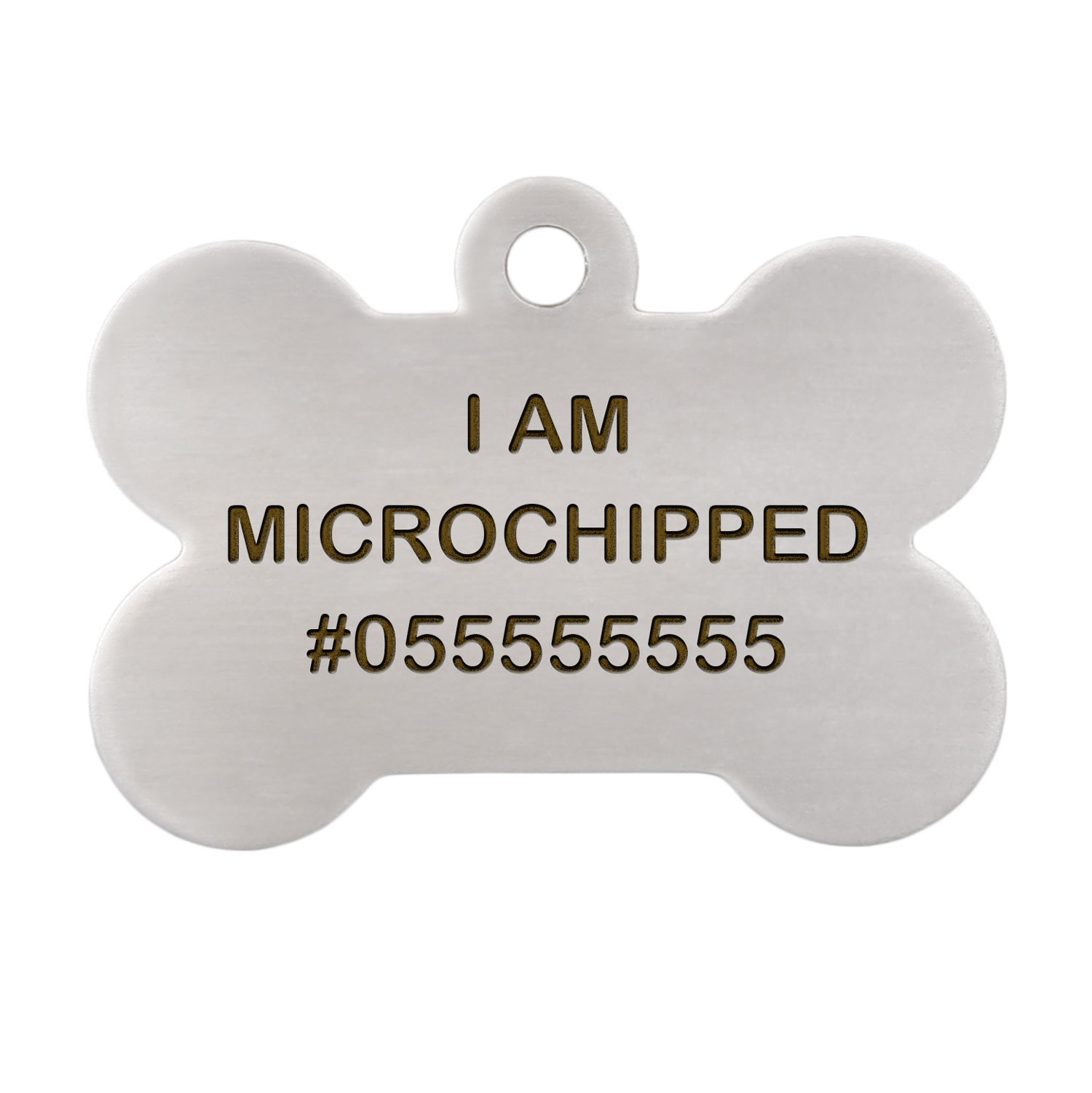 Microchipped Tag ID