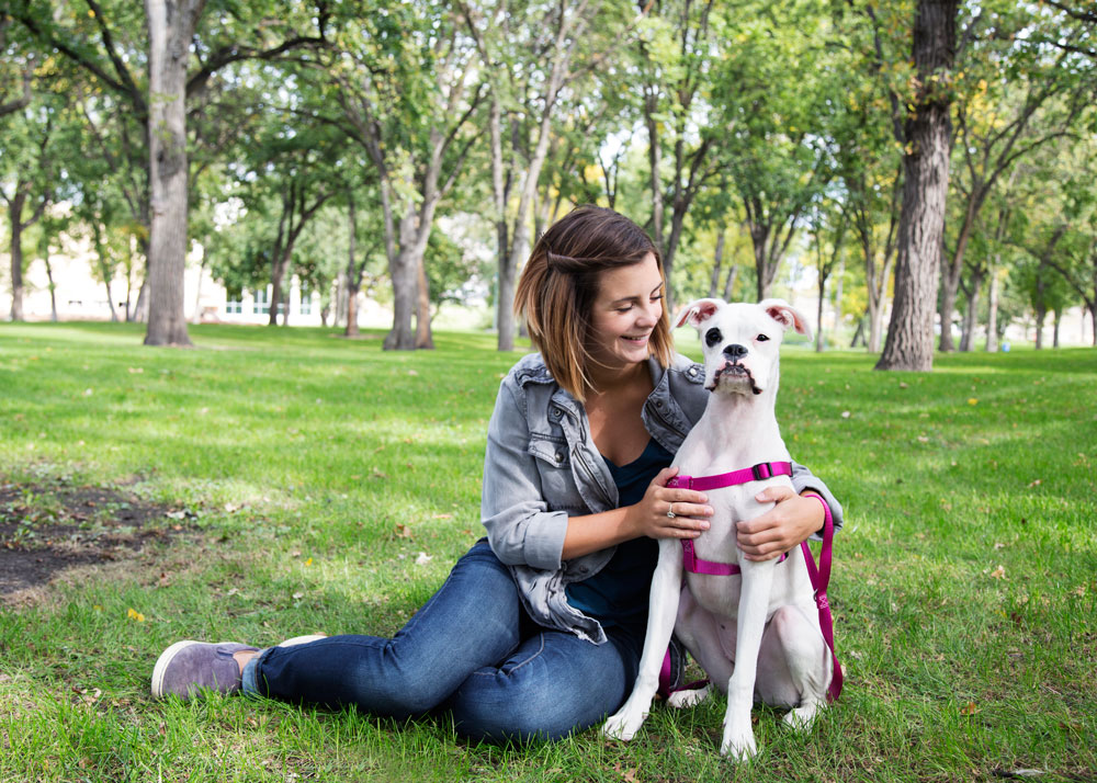 Emma's Adoption Story – Celebrate Adopt-A-Dog Month