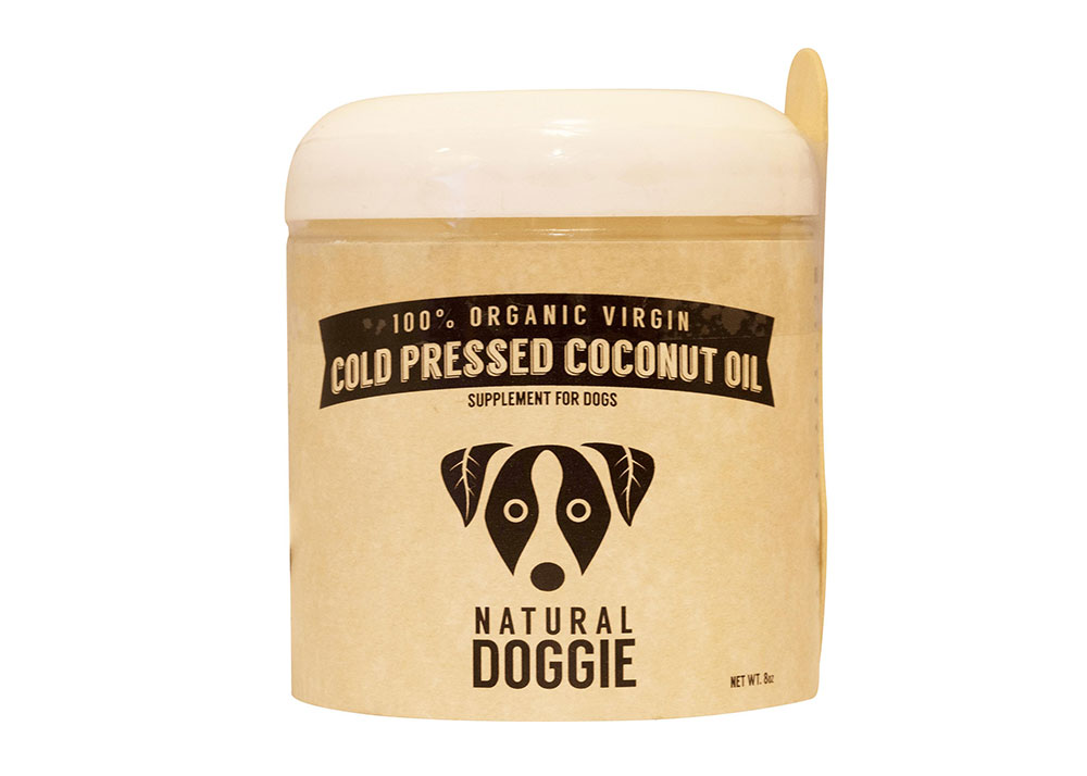 Doggie Coconut Oil