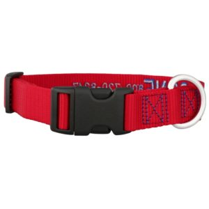 Quick Release Buckle Dog Collar
