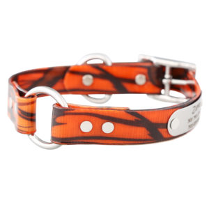 Safety Dog Collar - Camouflage