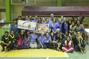 World Vets Team in Peru