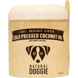 Dog Coconut Oil