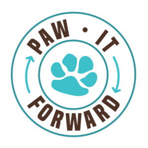 Paw It Forward Logo