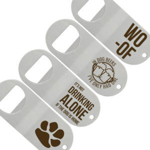 Dog Design Bottle Opener