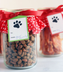 Paw Print Gift Tags