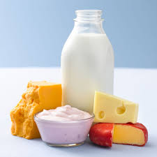 Milk, Cheeses, and Yogurt